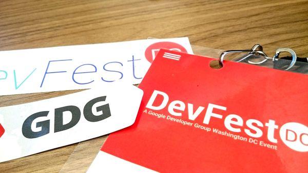 DevFest DC: Day 1